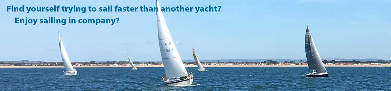 """Find out about our free seminar """"Introduction to Cruiser Racing"""""""