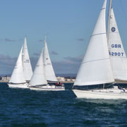 yacht cruiser racing