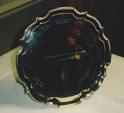 CCRC Ladies Plate