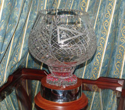 CCRC Robert Dandridge Memorial Trophy